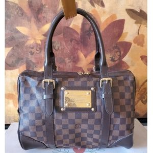 Louis Vuitton Ebene Berkeley Bag